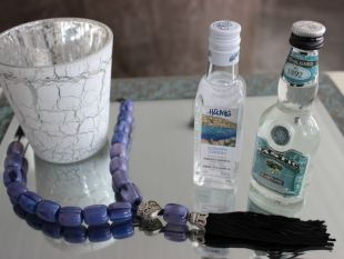 Guests Gift ideas for your wedding in Santorini